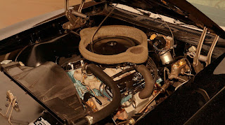 1969 Pontiac LeMans GTO Ram Air IV Engine 03