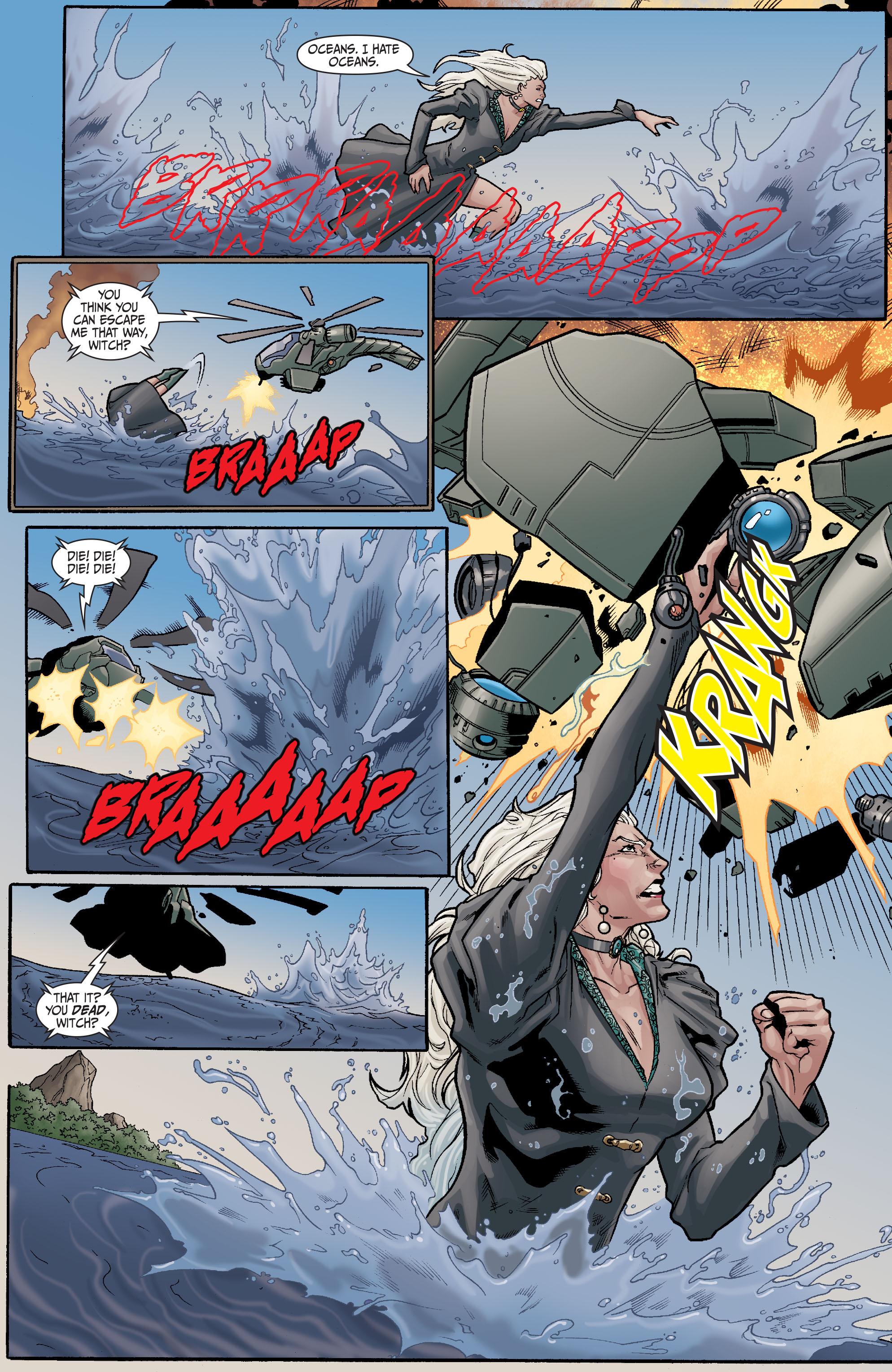 Read online Secret Six (2008) comic -  Issue #23 - 15