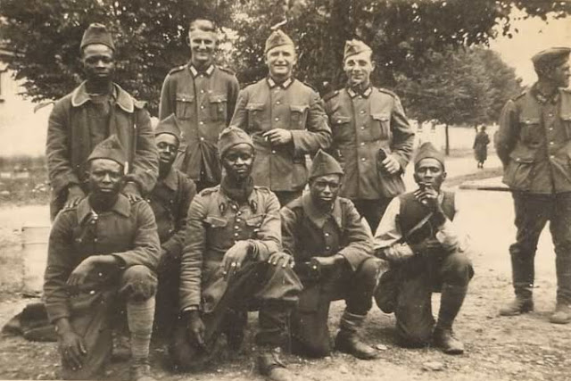 blacks in the holocaust - photo #13