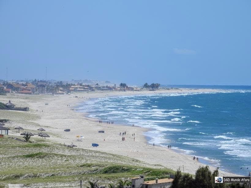 Praia de Morro Branco - O que fazer em Fortaleza (Ceará) - 58 atrações
