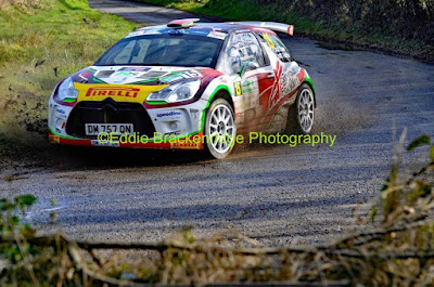 ERC Circuit of Ireland Rally
