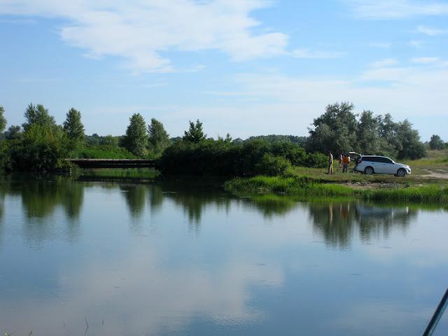 канал от Днепра