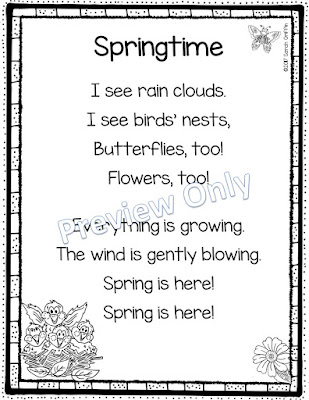 https://www.teacherspayteachers.com/Product/Springtime-Printable-Poem-for-Kids-3023139