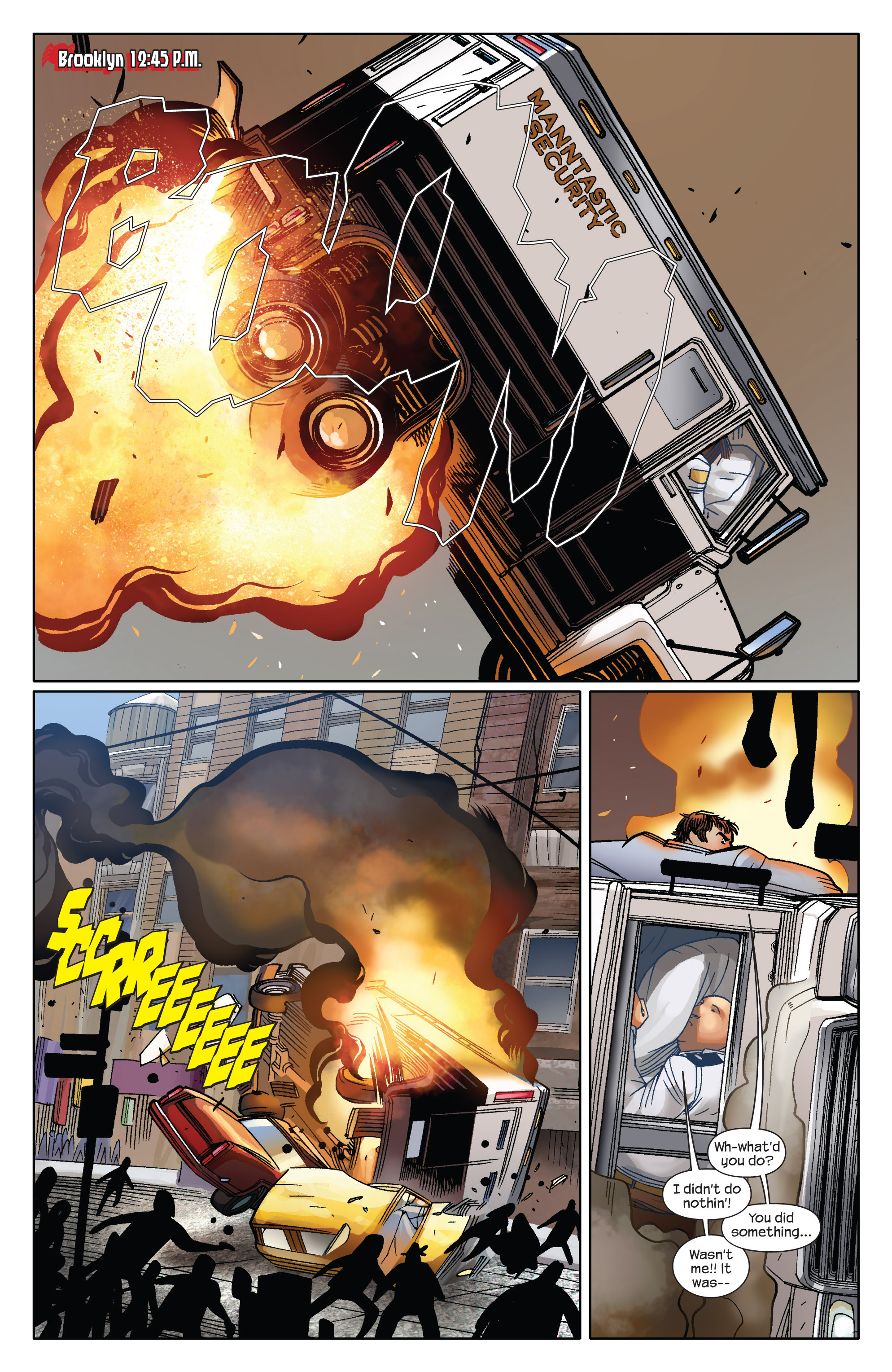 Read online Ultimate Spider-Man (2009) comic -  Issue #9 - 3