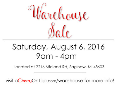 paper crafting warehouse sale michigan