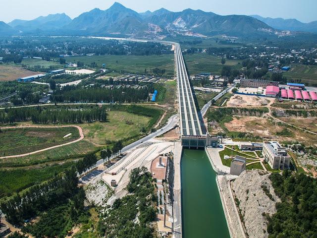 Китайский водоканал станет крупнейшим в мире проектом Интернета вещей (IoT)!