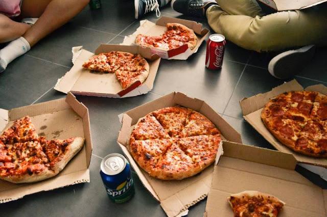 Ingin Makan Pizza tanpa Merasa Bersalah? Begini Caranya!