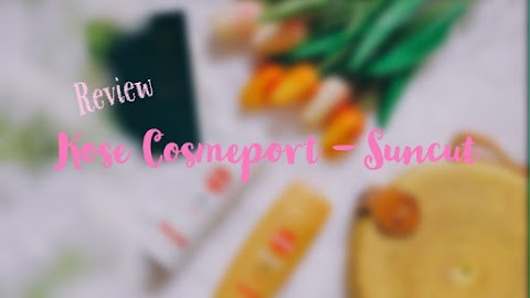 [Review] Sunblock Suncut dari Kose Cosmeport