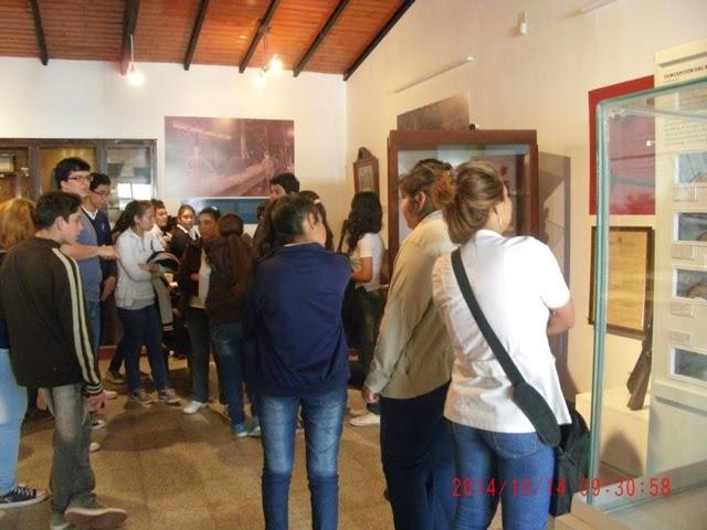 Ichoalay, Visitas, Escuela, 2014
