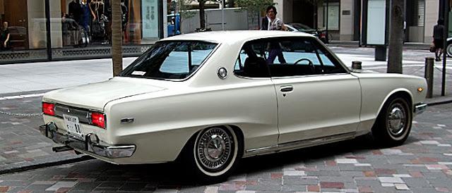 Nissan Skyline C10, kultowe samochody