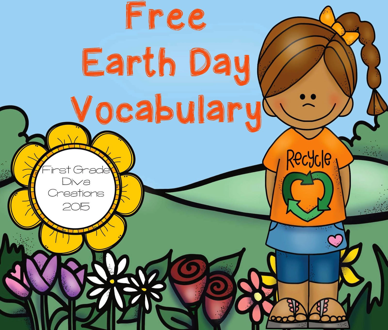 The Best Of Teacher Entrepreneurs Ii Free Earth Day Vocabulary Lesson