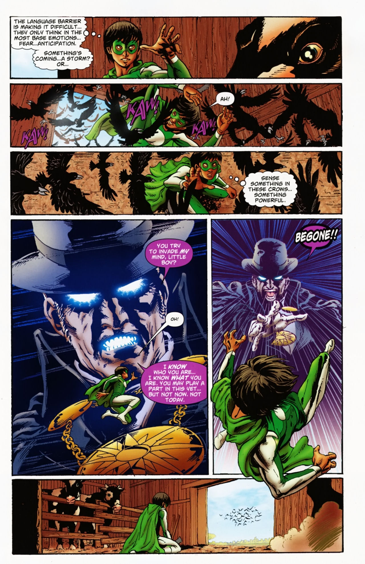 Superboy [I] Issue #8 #8 - English 5