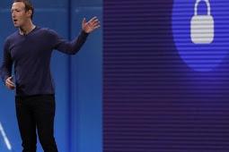 Facebook Keberatan Untu Membayar Denda Rp 9,5 Miliar