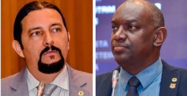 Deputados Júnior Verde e Cabo Campos lamentam o assassinato de Alanna Ludmila