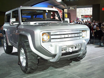 Ford Bronco First, Second, Third, Fourth Generation and 2004 Concept Up to 2016