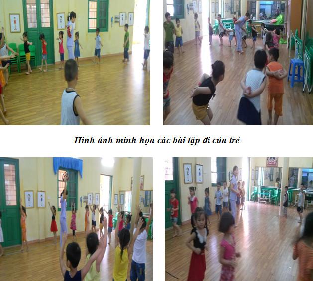 Biện pháp rèn kĩ năng phát triển vận động cho trẻ mẫu giáo 4 – 5 tuổi