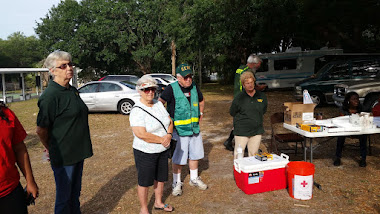CERT members help Red Cross with smoke alarms