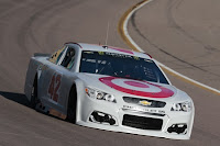 Kyle Larson Fastest in Opening Phoenix Test Session #NASCAR