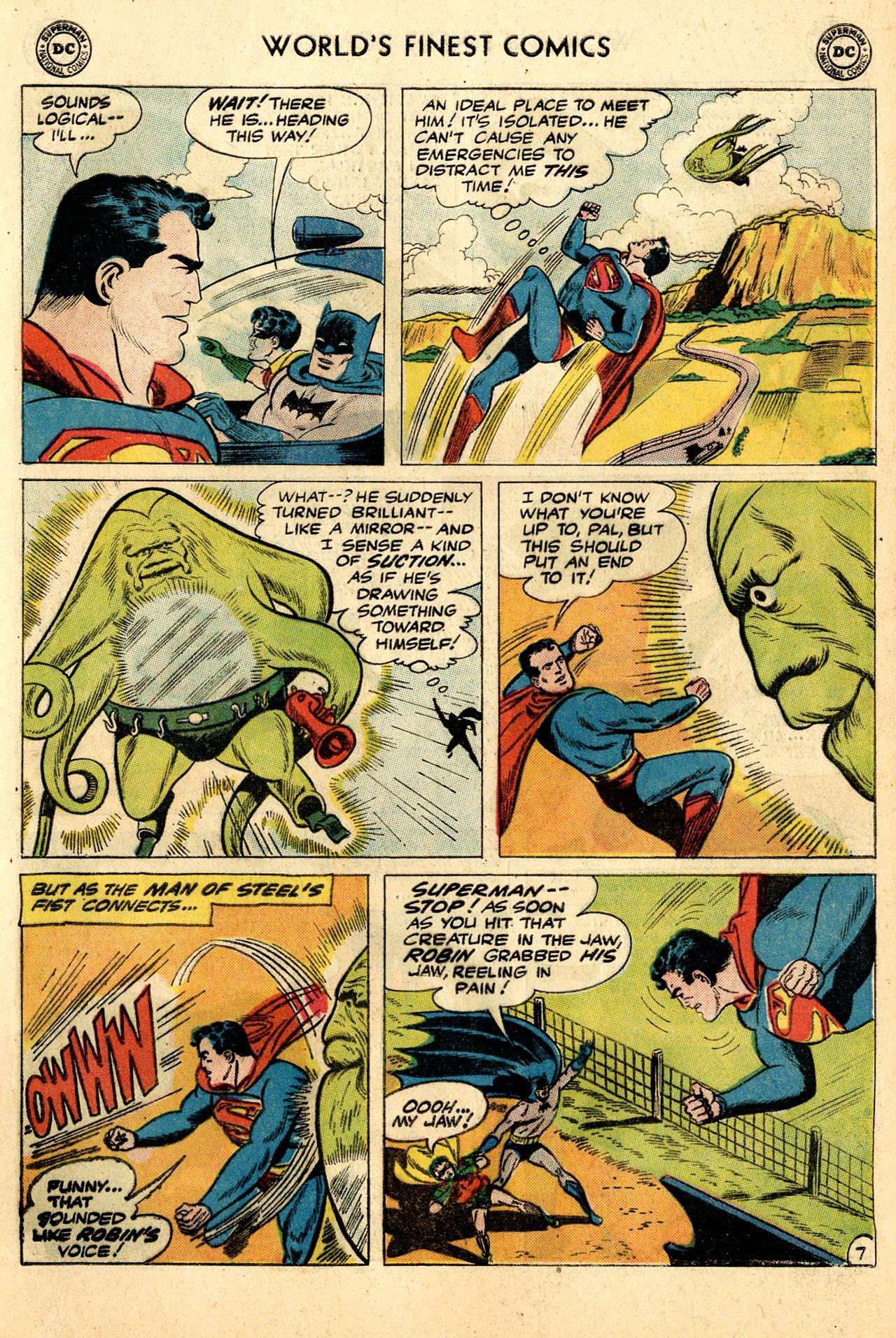 Read online World's Finest Comics comic -  Issue #110 - 9