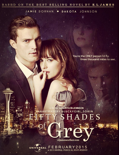 Sinopsis Film Fifty Shades Of Grey 2015 (Dakota Johnson, Jamie Dornan)