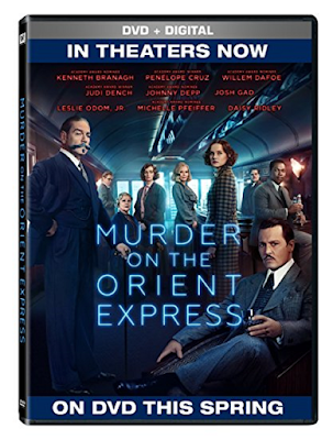Murder on the Orient Express 2017 Movie Review