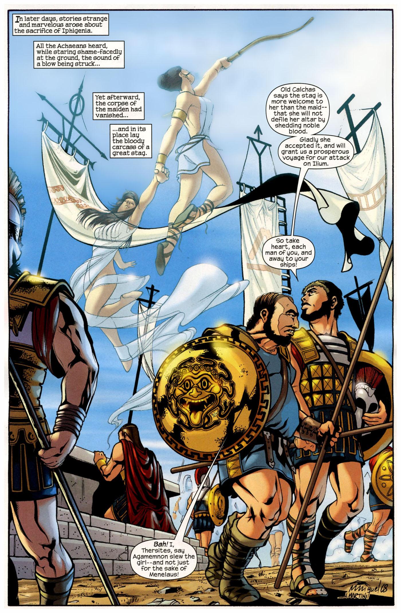Read online Trojan War comic -  Issue #2 - 9