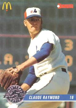 Not another baseball card blog the best of canada for Claude raymond piscine