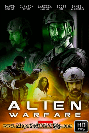 Alien Warfare [1080p] [Latino-Ingles] [MEGA]