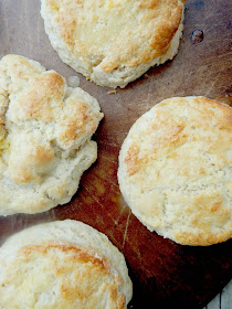 mile high buttermilk biscuits (sweetandsavoryfood.com)