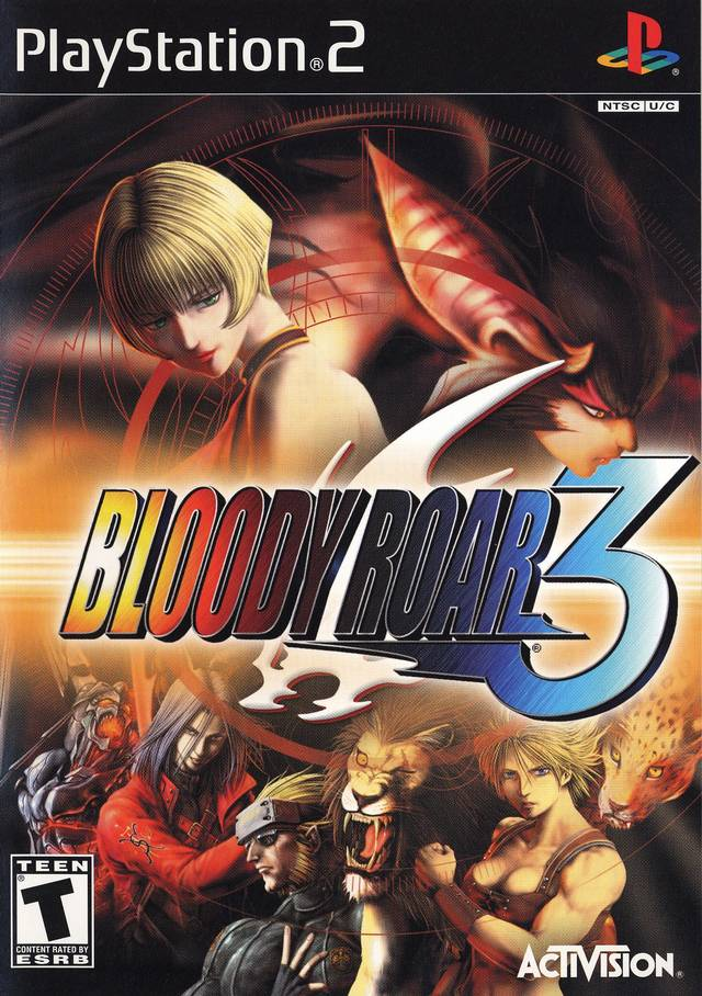 ✨ Bloody roar 3 download iso | Bloody Roar 3 (USA) PS2 to PS4 ISO