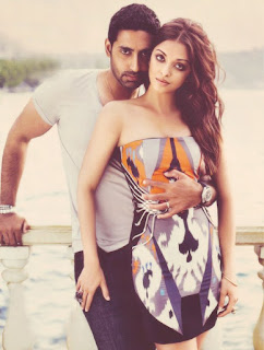 Aishwarya Rai Abhishek Bachchan Cozy Picture 3