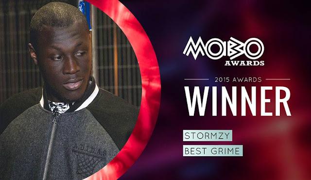 MOBO AWARD 2015