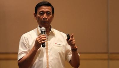 Wiranto, Mantan Ajudan Soeharto Kini Jadi Menko Polhukam