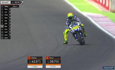 Walau Berbahaya, Rossi Ingin Balapan dengan Ban Kompon Lembut