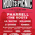 The Roots Announce the 10th Annual Root Picnic featuring Pharrell, Lil Wayne, Solange and more