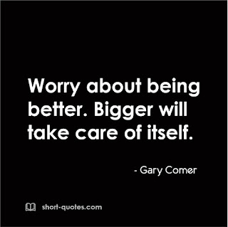 gary comer startup quote