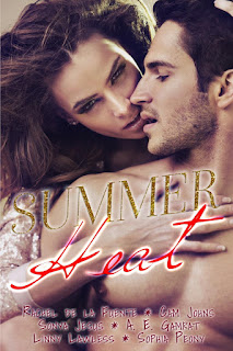 Book Showcase: Summer Heat Charity Anthology
