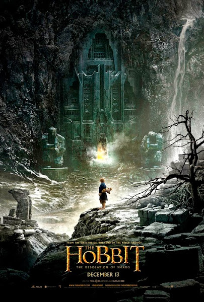 The Hobbit: The Desolation Of Smaug Poster Oficial
