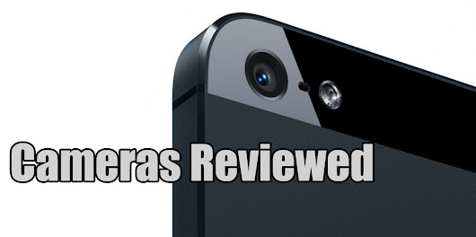 The Top Smartphone Cameras Reviewed