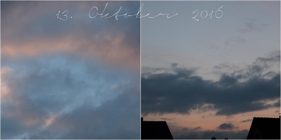 fim.works | Fotografie. Leben. Wohnen. | Himmel am 13. Oktober 2016