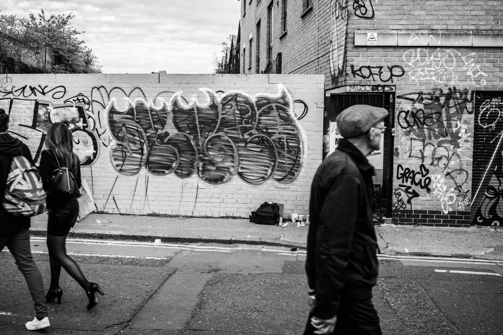 Shoreditch London Photography