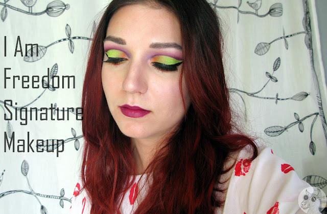 I Am Freedom Signature Makeup