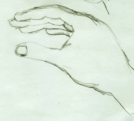 How To Draw A Right Hand