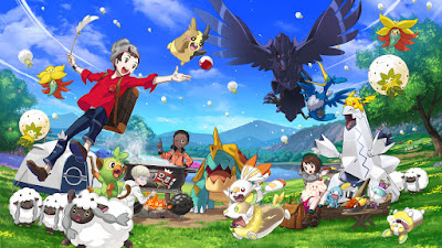 Pokemon Sword and Shield MOD APK + OBB for Android
