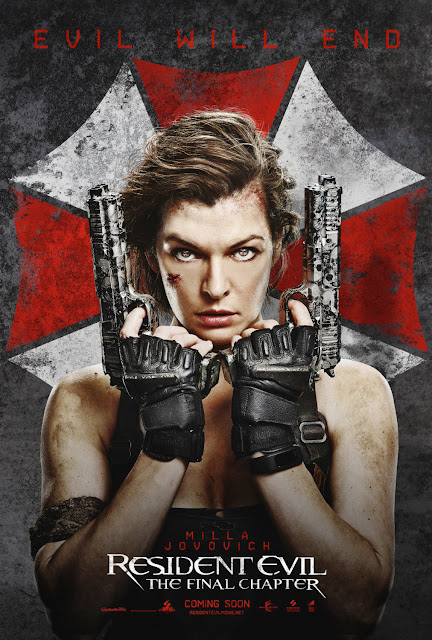 Resident Evil The Final Chapter Penuh Debaran