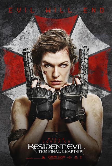 Resident Evil The Final Chapter Penuh Debaran