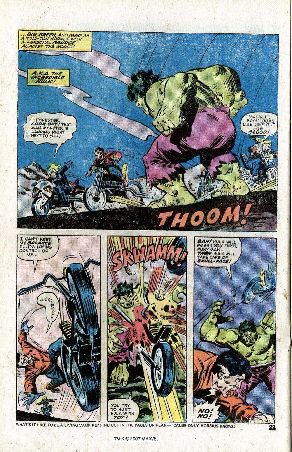 Ghost Rider (1973) Issue #11 #11 - English 24