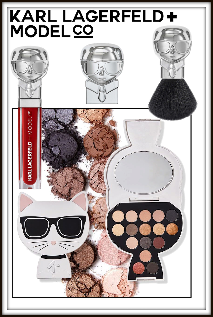 KARL LAGERFELD + MODELCO COLLECTION