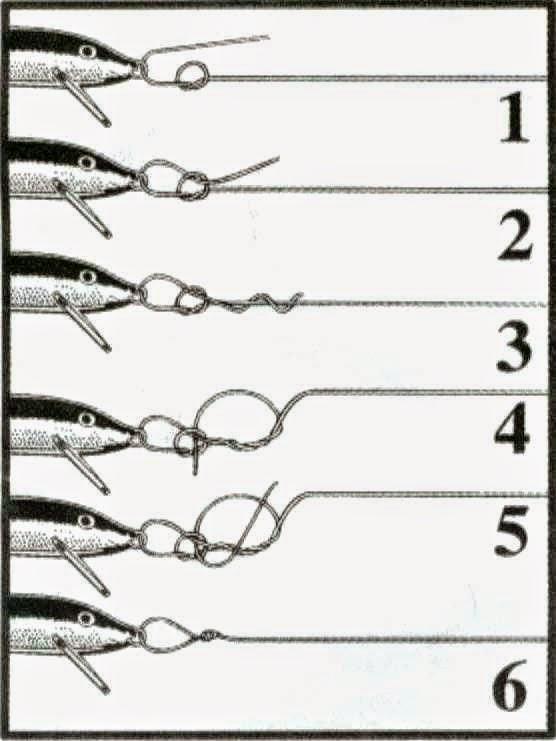 как привязывать вертикальную блесну