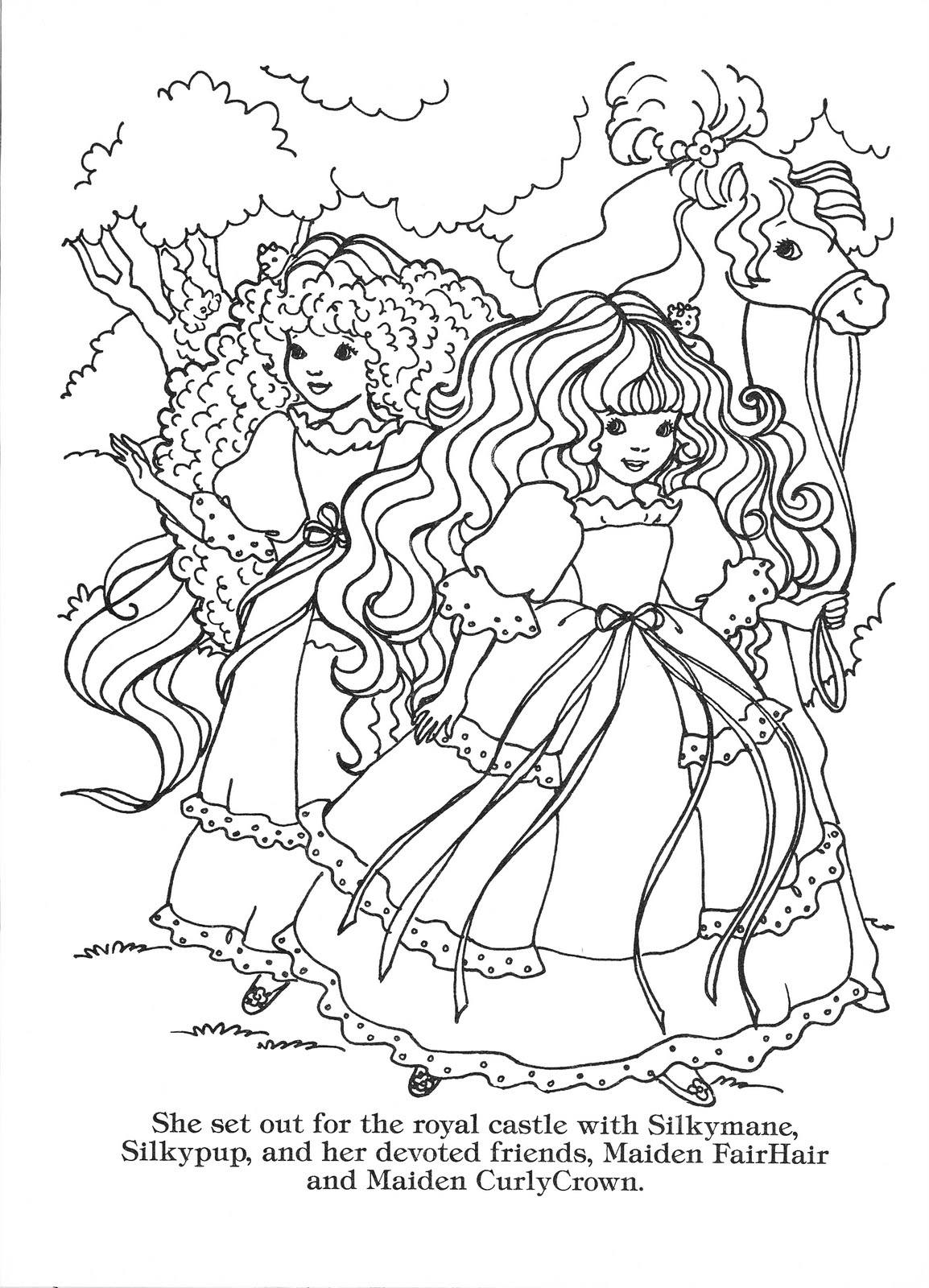 coloring pages booklet - photo#45